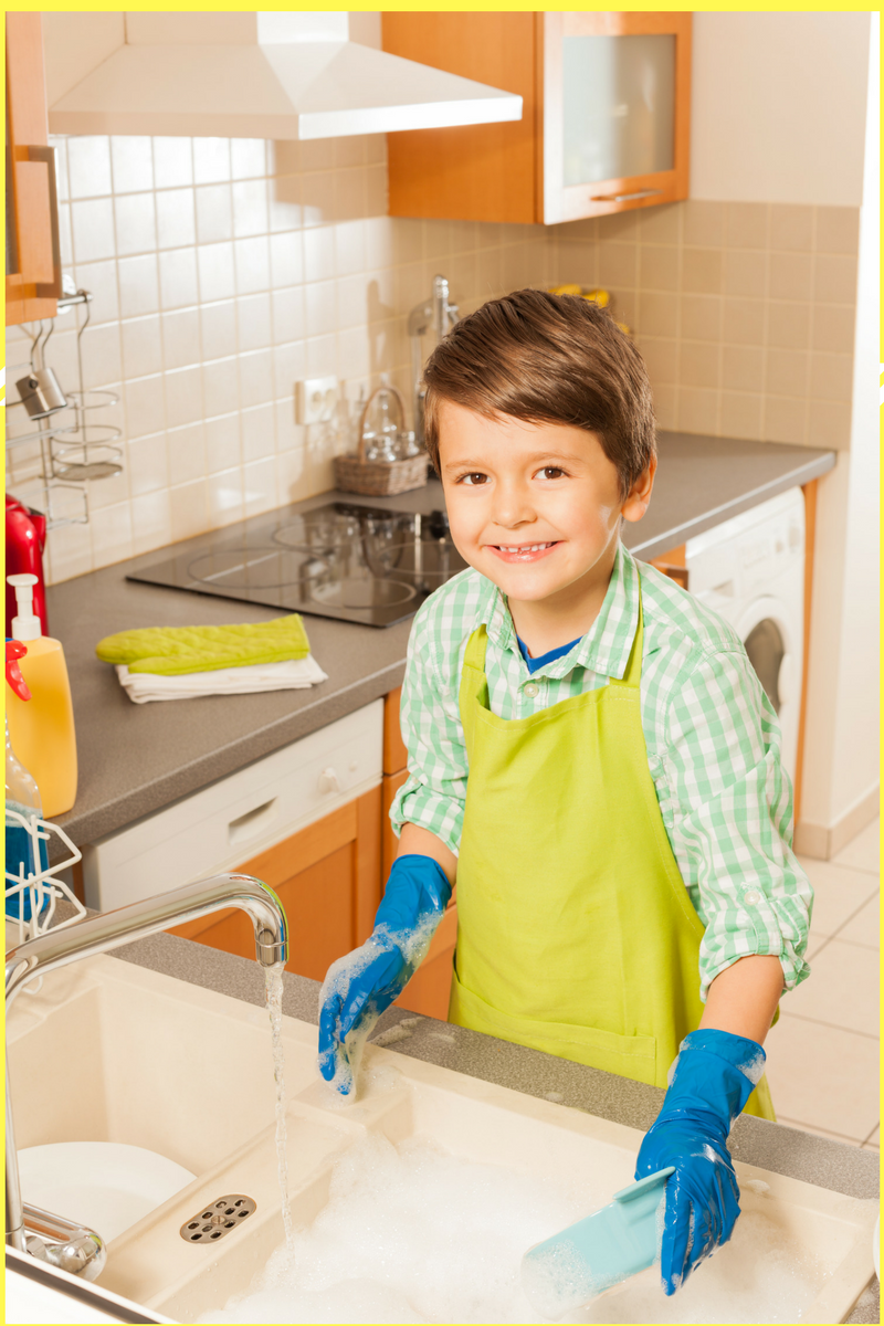 Why You Shouldn T Pay Your Kids To Do Chores